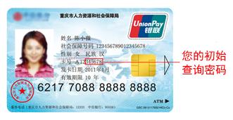 重庆社保卡个人账户余额缴费明细